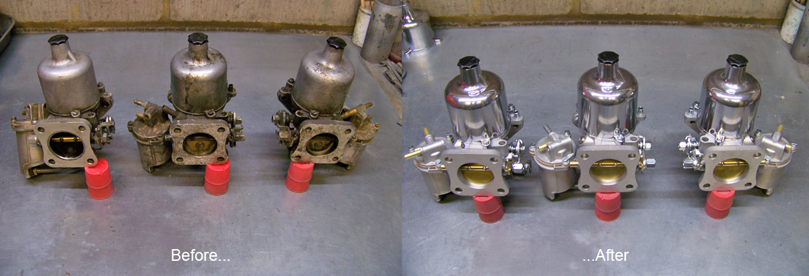 SU Carbs - Before & After Reconditioning 01